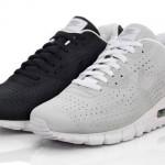Nike air max 93 triple black