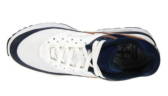 Nike Air Classic BW – White Navy Brown - Le Site de la Sneaker 1c4d8e96e