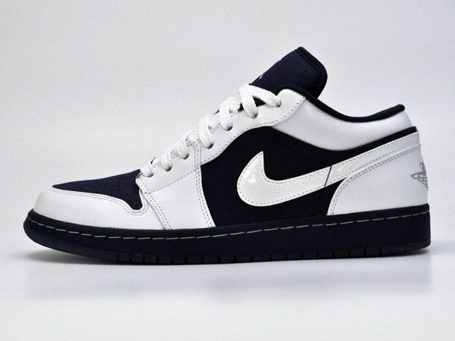 nike chaussure de foot - Air Jordan 1 Phat Low \u2013 White/Midnight Navy-Varsity Red - Le Site ...