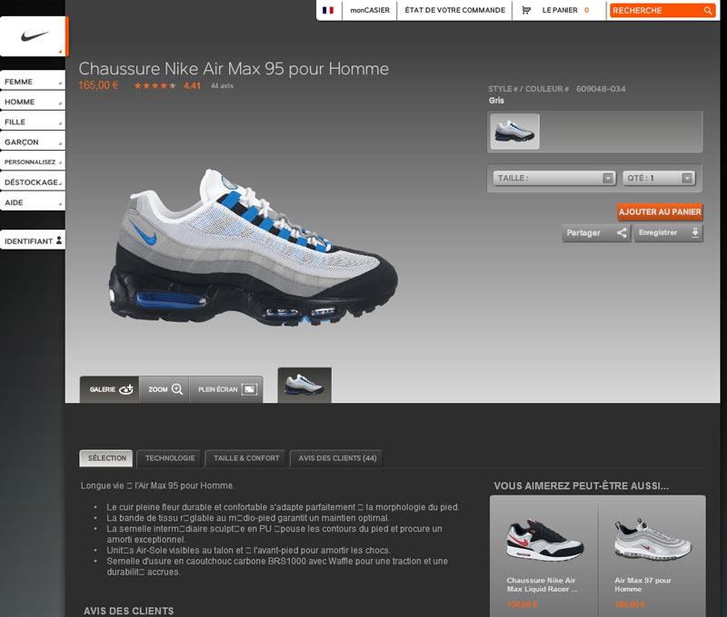 nikestore boutique en ligne le site de la sneaker. Black Bedroom Furniture Sets. Home Design Ideas