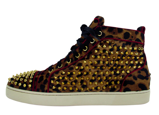 soldes louboutin homme sneakers
