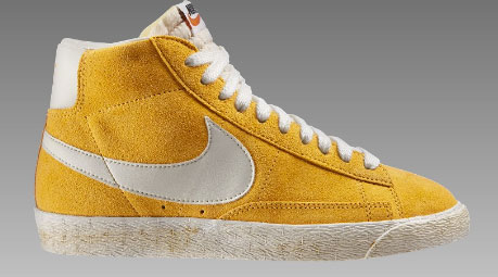 nike blazer vintage high le site de la sneaker. Black Bedroom Furniture Sets. Home Design Ideas