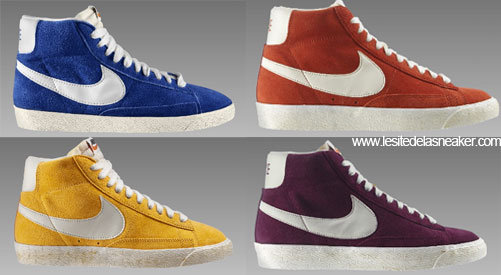 the best attitude 655ab 49dac Nike Blazer Vintage High
