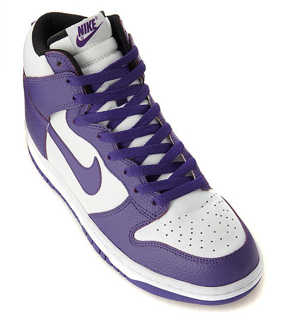 What Are The Purple Nike Shoes Called