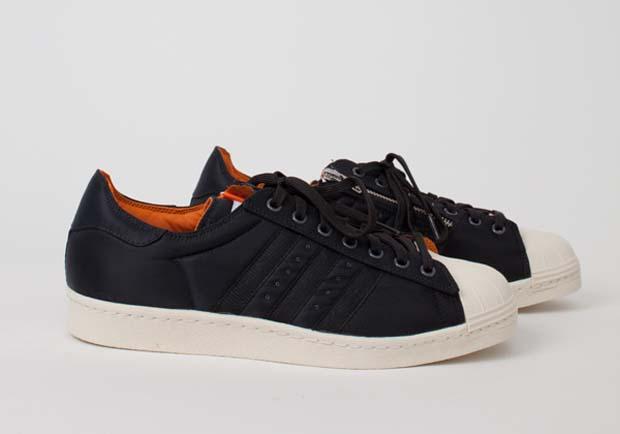 adidas originals superstar 80 s x porter le site de la sneaker. Black Bedroom Furniture Sets. Home Design Ideas