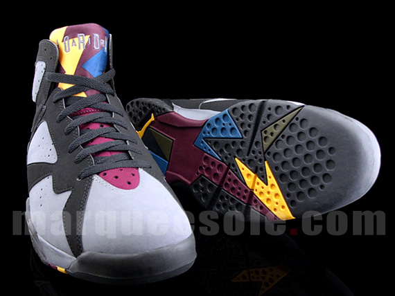 nike air jordan 7 retro bordeaux 2011