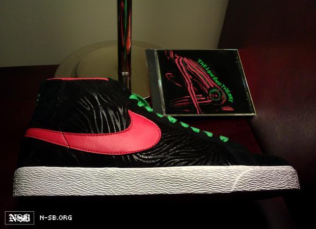low priced f1364 0bca2 ... Tribe Called Quest G91j7887 Nike SB Blazer ...