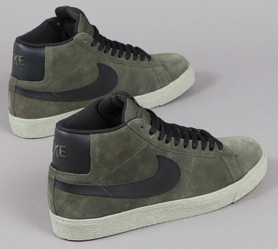 nike blazer vert olive. Black Bedroom Furniture Sets. Home Design Ideas