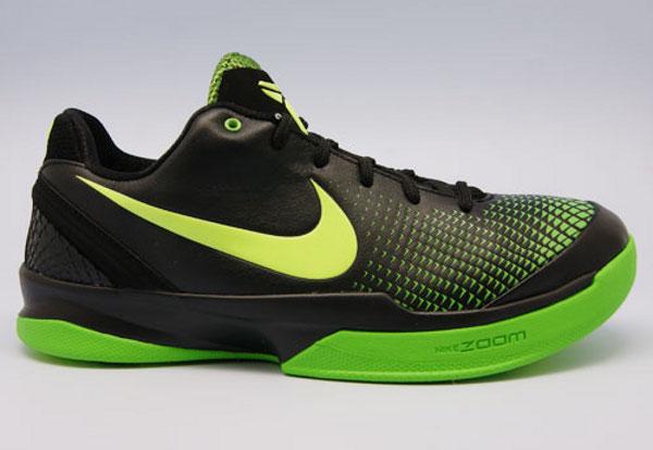 d7e8abc2d1a6 ... Nike Zoom Kobe Venomenon Black Green ...