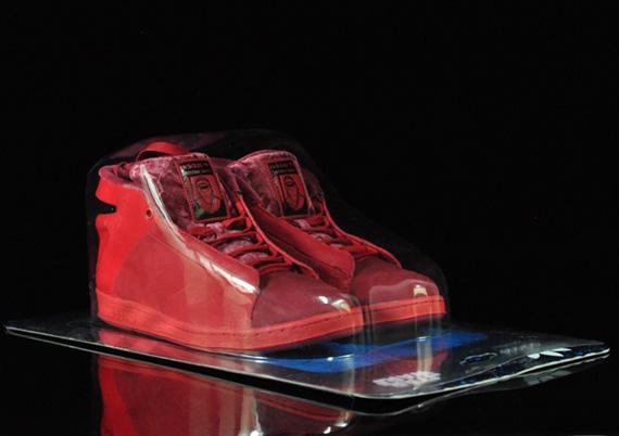 Star Wars x adidas Originals Stan Smith 80′s Imperial Guard