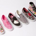 Hello Kitty x Vans Footwear Collection