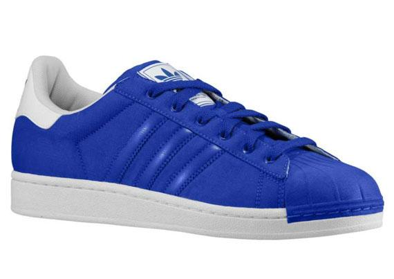 adidas superstar 2 bleu