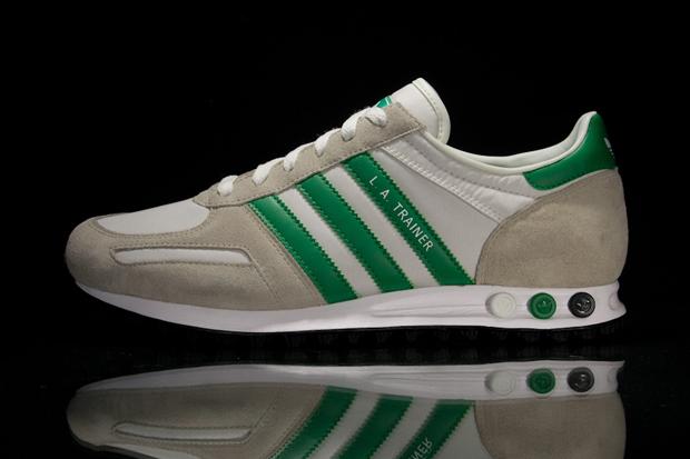 Adidas La Trainer Vert