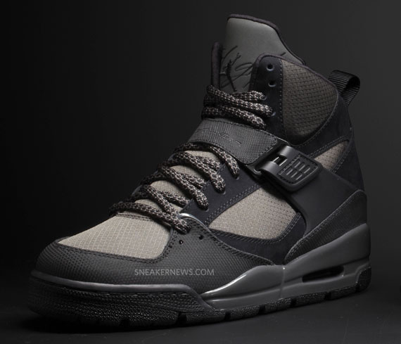 air jordan flight 45 black