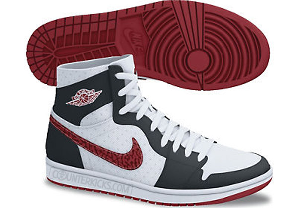 air jordan 1 phat white varsity red black fc515bddb