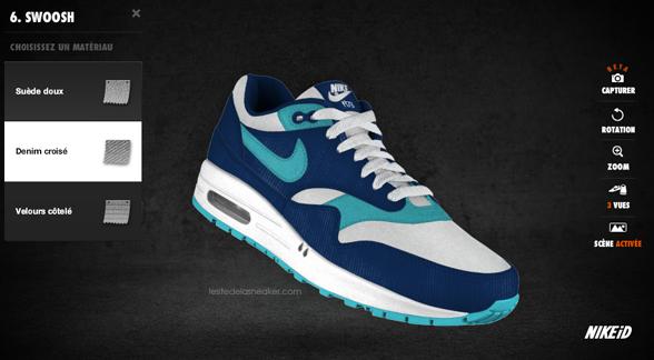 Sneaker Site Côtelé Dispo Air De Max 1 Le IdVelours Nike La nXkPN80wOZ