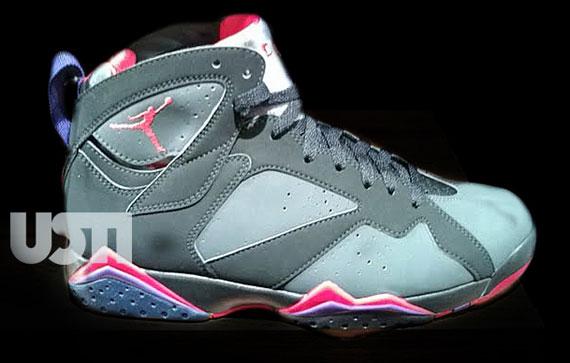 Air Jordan VII Charcoal Le Site de la Sneaker