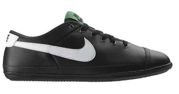 Nike Flash Black-White-Green dispo - Le Site de la Sneaker