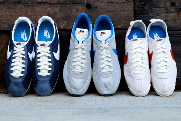 Release: Nike Cortez OG Leather QS White Varsity Red Le