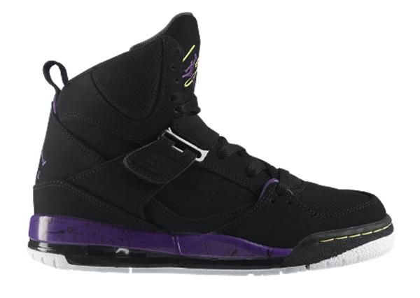 Air Jordan Violet Vols