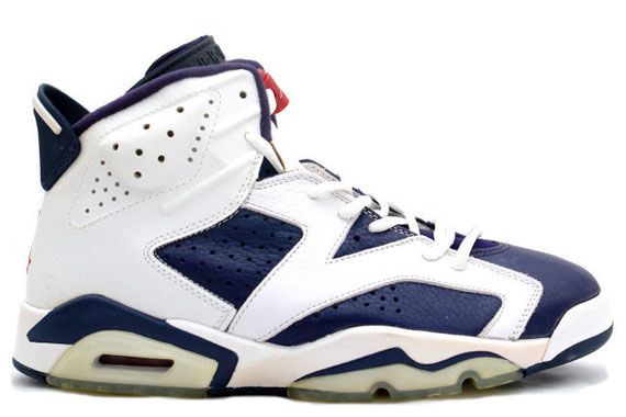 online store cc57e a51ff Air Jordan VI Olympic - Le Site de la Sneaker