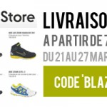 Livraison gratuite sur Nikestore