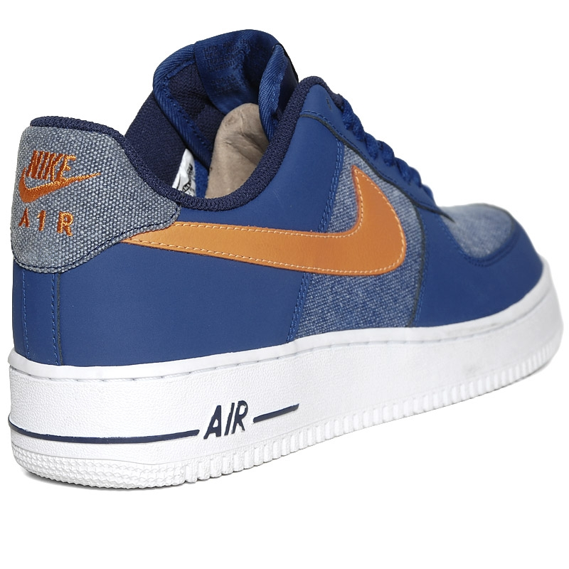 nike air force 1 low storm blue