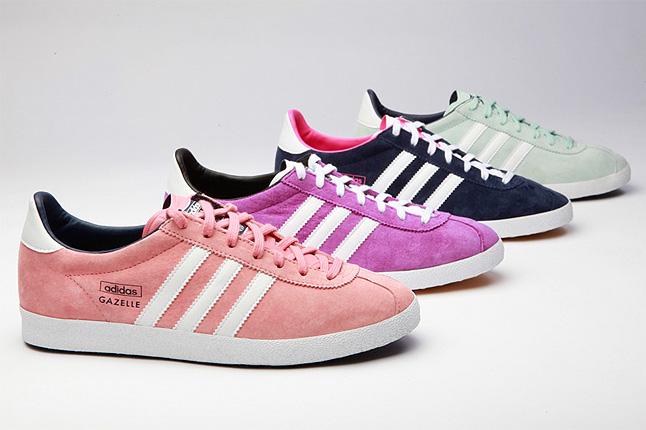 Adidas Originals Gazelle The Ice Cream Pack - Gov