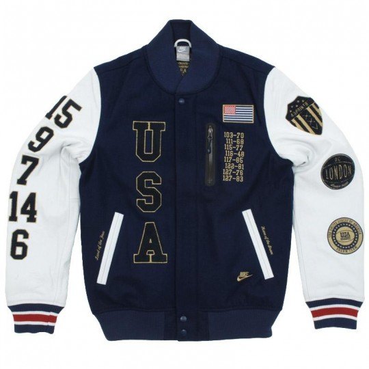 Nike Destroyer Jacket Dream Team Le Site de la Sneaker