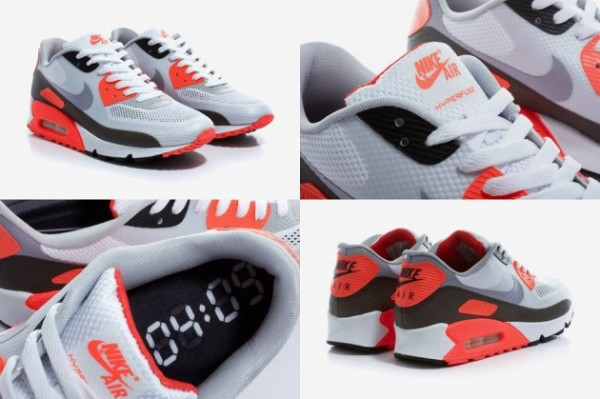 low priced 086f2 6da5c Nike Air Max 90 Hyperfuse Infrared - Le Site de la Sneaker