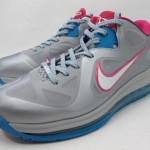 Nike LeBron 9 Low Fireberry