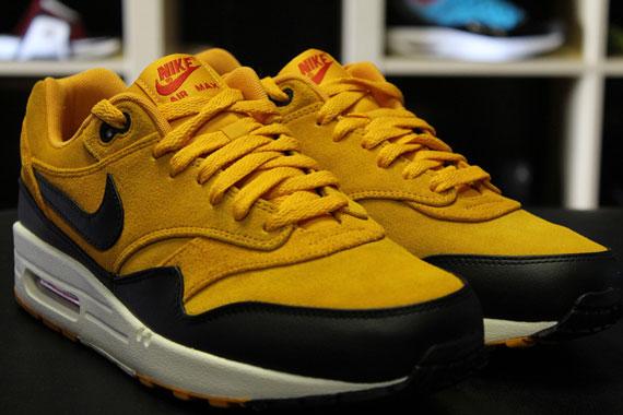 air max 1 jaune