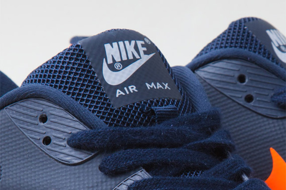 air max 90 hyperfuse navy