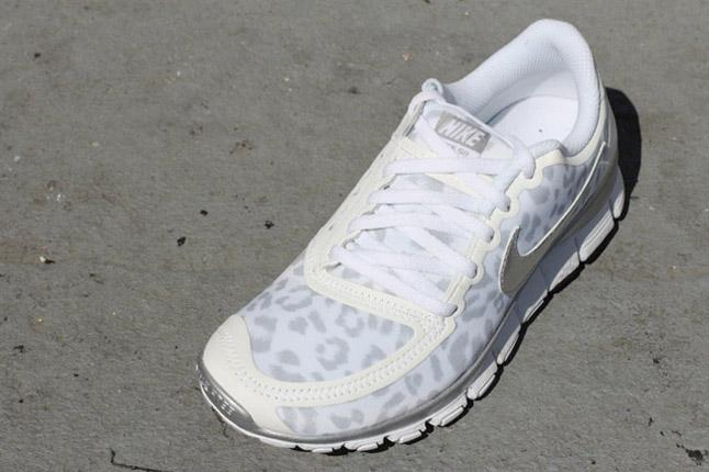 free run femme leopard