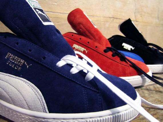Puma Suede Classic Eco On Feet