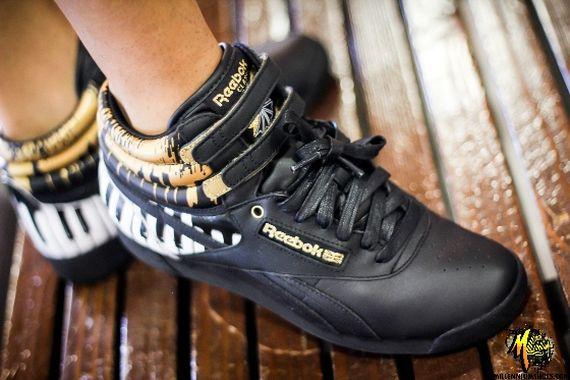 Alicia Keys Nike Shoes