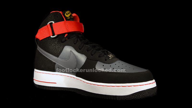 Hyperfuse 1 Red Air Solar Nike Premium Force High Onwv0mN8