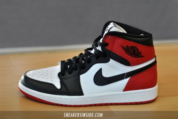 air jordan 1 black toe 2013 release date