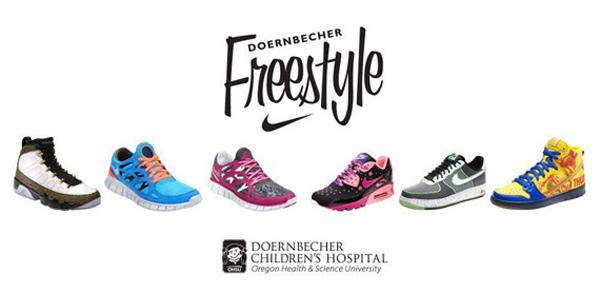 Nike x Doernbecher Freestyle Collection 2012 Le Site de la