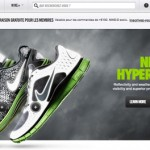 Code promo: livraison gratuite sur Nikestore