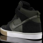 Nike Dunk High LR Black Sequoia Gum