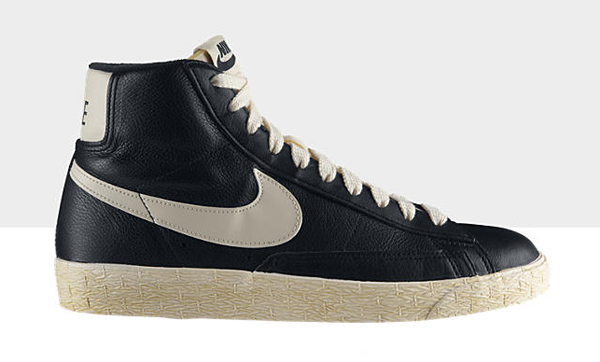 nike blazer mid leather vintage. Black Bedroom Furniture Sets. Home Design Ideas