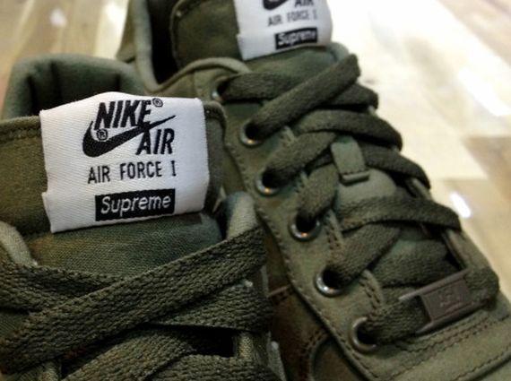 nike air force 1 gold medal fake