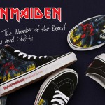 Vans x Iron Maiden The Number of the Beast Pack