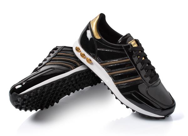 Adidas La Trainer pas cher noir