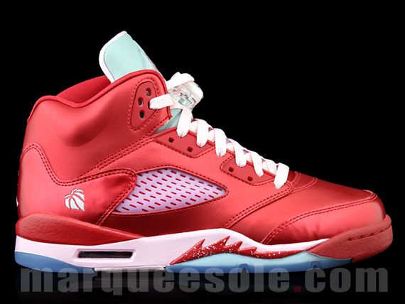 Air Jordan 5 GS Valentine's Day