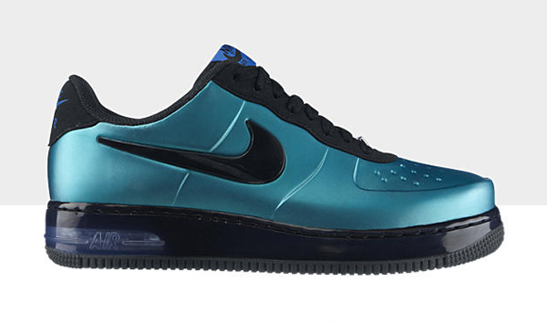 Nike Air Force 1 Low Foamposite Pro New Green Black Le