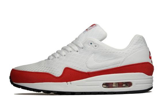 air max red white