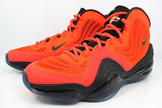 Nike Air Penny 5 Bright Crimson