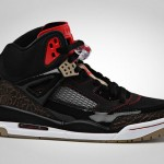 Air Jordan Spiz'ike Black Challenge Red